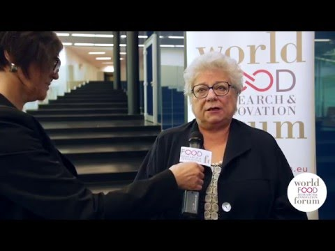 World Food Research and Innovation Forum: interview with Livia Pomodoro