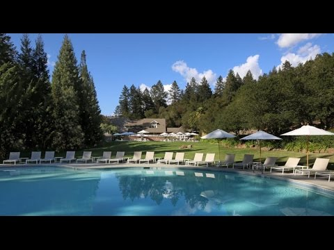 Meadowood Napa Valley, St. Helena Hotels - California
