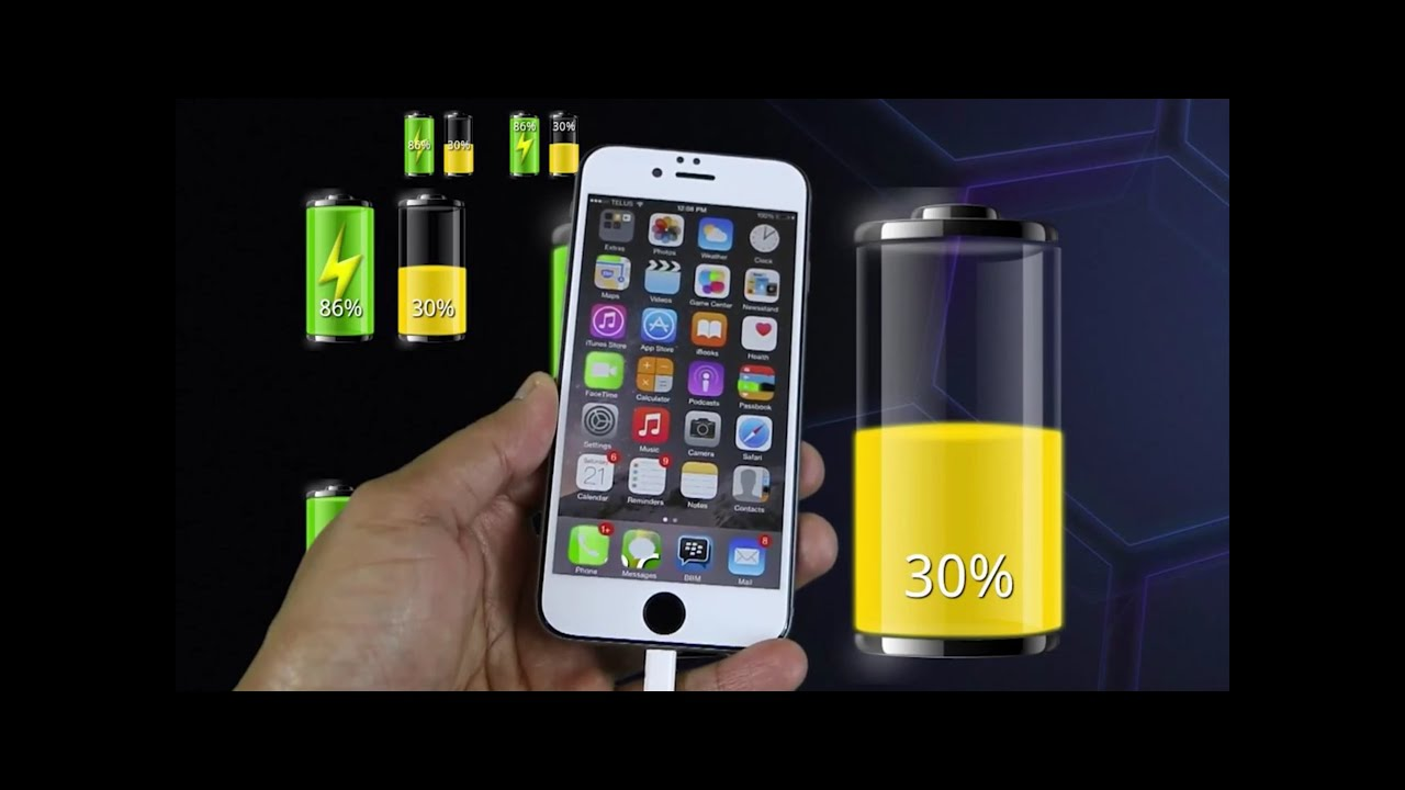 iphone battery check iphone 6 battery test running an intensive 9894