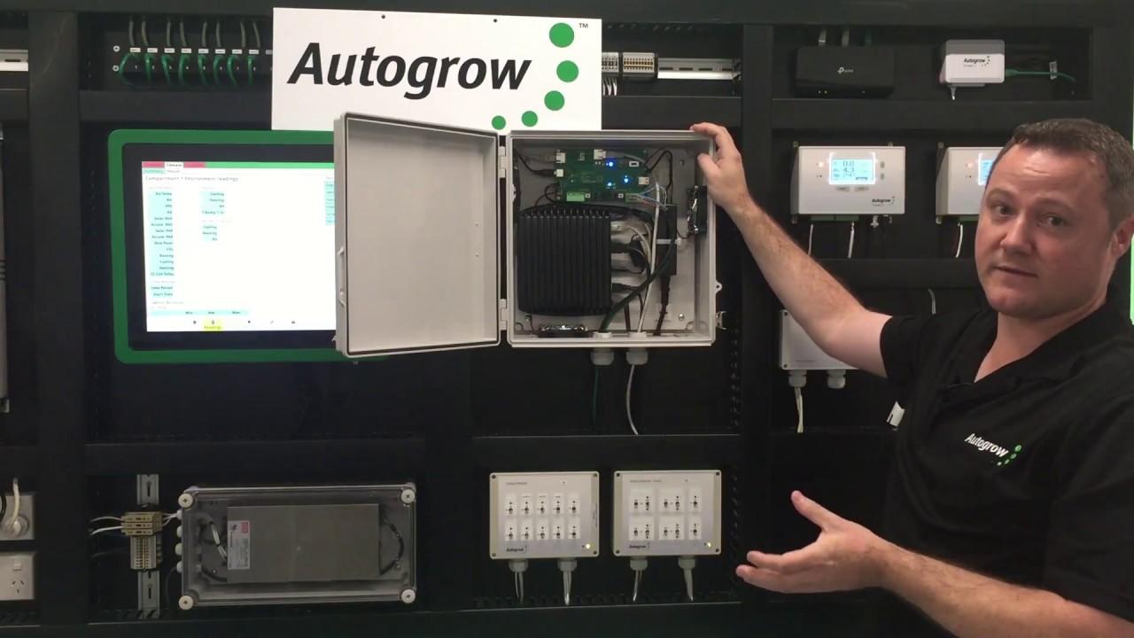 MultiGrow - Control Your Greenhouse Climate   Autogrow