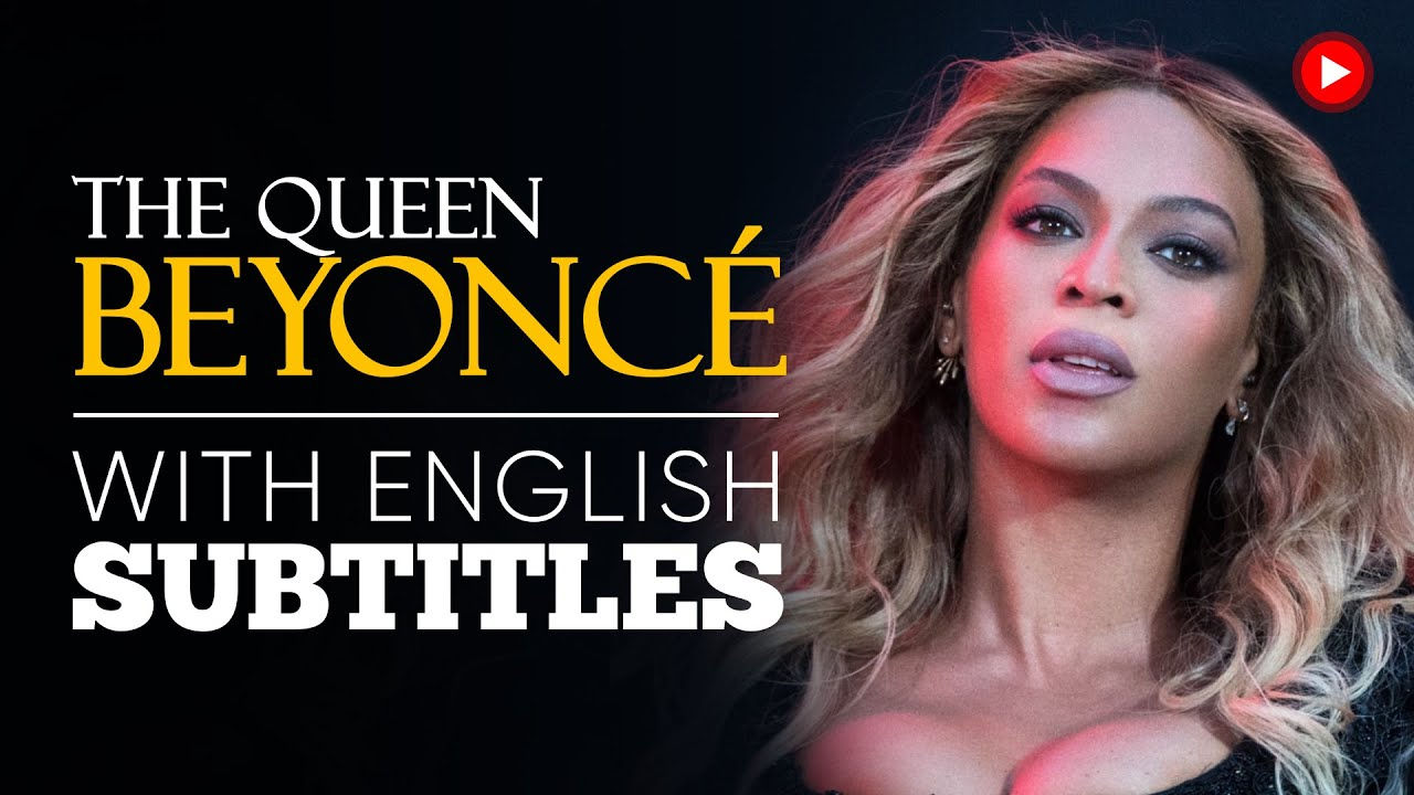 ENGLISH SPEECH | BEYONCE: Make Them See You (English Subtitles)