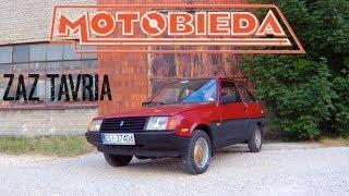 ZAZ Tavria - Wyrób Samochodopodobny - Test MotoBiedy