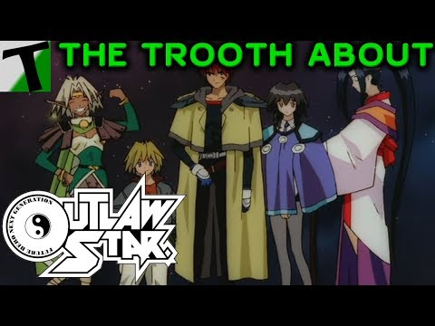 Outlaw Star: That OTHER 90s Space Western Anime