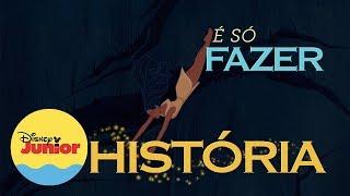 Fazer História | Sou princesa Sou Real