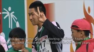 Special Olympics Nippon Promotional Video_English