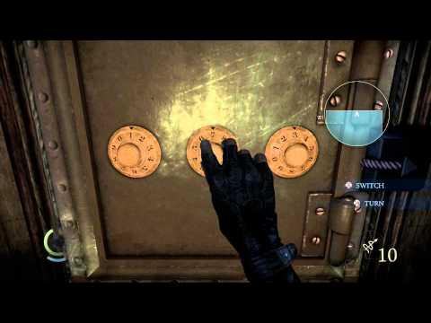 Thief - Chapter 3 Madam Xiao Xiao's safe Combination Code