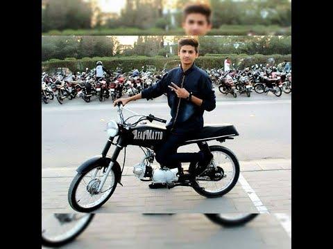 New Karachi Racer Afaq Mattu Babu 70 Ka Larka