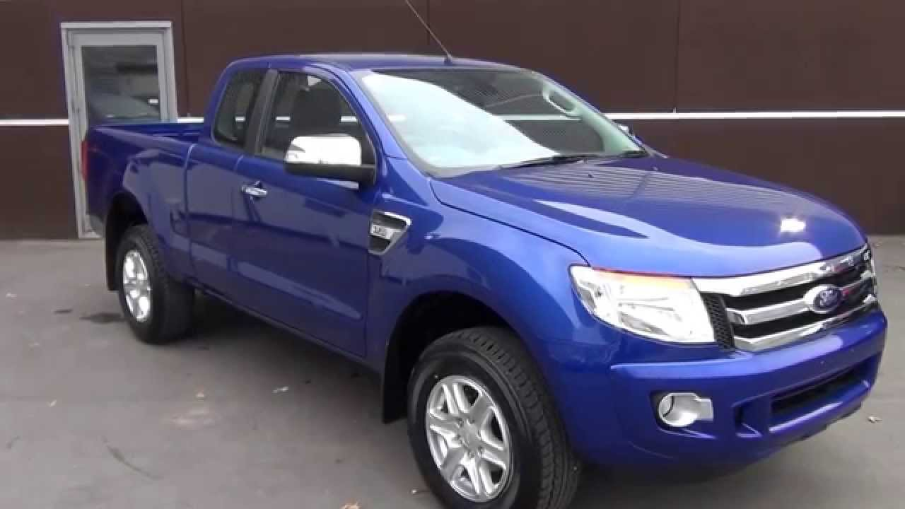 ford ranger xlt 2014 blue images galleries with a bite. Black Bedroom Furniture Sets. Home Design Ideas