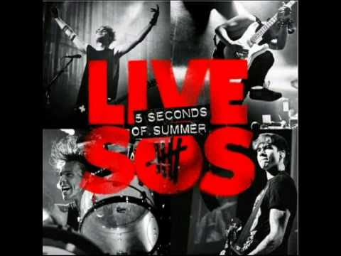 5 Seconds Of Summer - Teenage Dream #LIVESOS