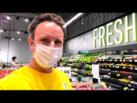 Amazon's Newest \u0026 Biggest Grocery Store: Amazon Fresh Irvine