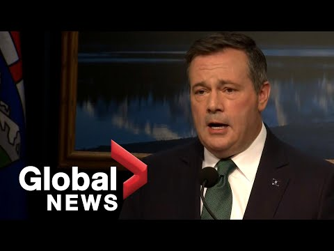 Alberta Premier Jason Kenney says federal throne speech ignores oil industry in crisis | FULL