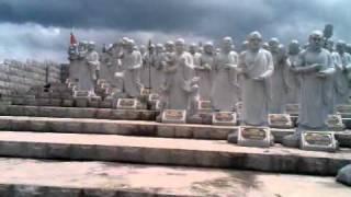 Vihara dgn patung 1000 Dewa, Tanjungpinang Kepri