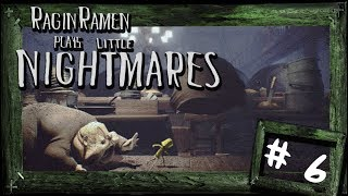On The Menu | Little Nightmares EP6 Lets Play