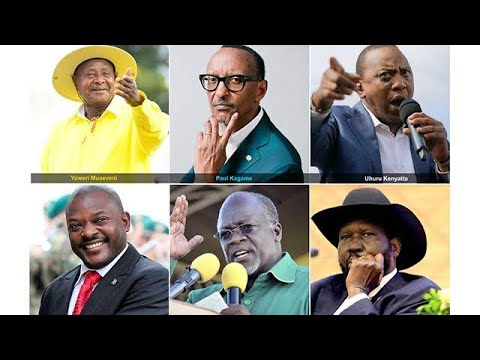 MUSEVENI  WANTS A UNITED EAST AFRICA WITH KENYA & TANZANIA AS SITTING ROOMS THEN UGANDA THE BEDROOM.