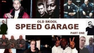 Old Skool Speed Garage Mix (Pt. 1) by DJ eL Reynolds