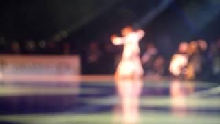 Maxime Dereymez et Katrina Patchett sur une valse-La danse fait son show le 3 février 2013
