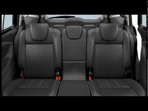 Ford Grand C Max 2017 >> 2011 Ford Grand C-MAX - interior - YouTube