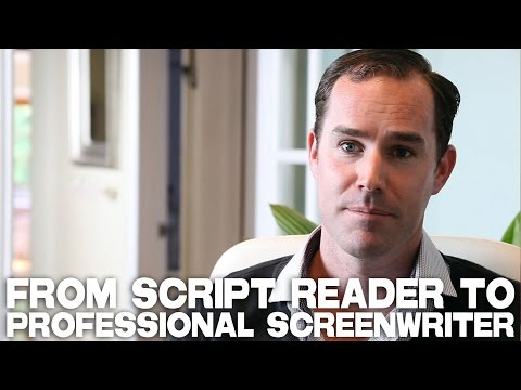 From Script Reader To Professional Screenwriter - Full Interview with Justin Trevor Winters