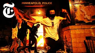 How a Night of Chaos in Minneapolis Unfolded | Minneapolis Protests