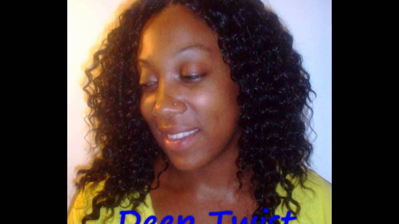 Crochet Braids By Twana Youtube