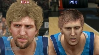 NBA 2K14 | PS4 versus PS3 Gameplay | Besser als PC?