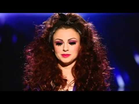 Cher Lloyd sings No Diggity/Shout - The X Factor Live show 3 (Full Version)