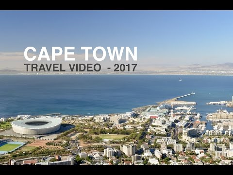 Cape Town 2017 - Travel Video