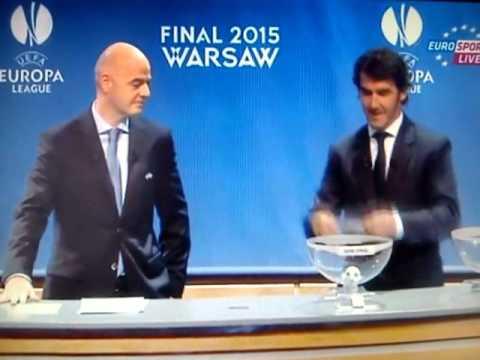 Semi - Final Draw Champions League 2014/15