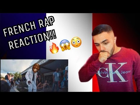 GERMANS REACT TO FRENCH RAP/HIP HOP!!!