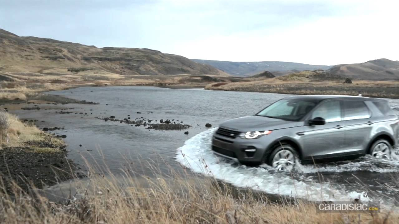 essai land rover discovery sport youtube. Black Bedroom Furniture Sets. Home Design Ideas