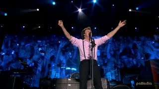Paul McCartney - Hey Jude Live at Hyde Park