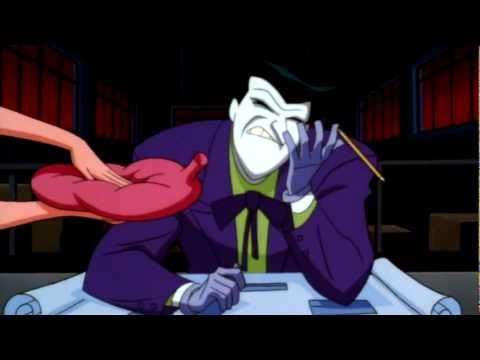 Jingle Bells Batman Smells The Joker Got Away (Animated Series Music Video by Former Fat Boys)
