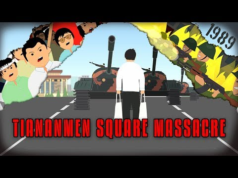 Tiananmen Square Massacre (1989)