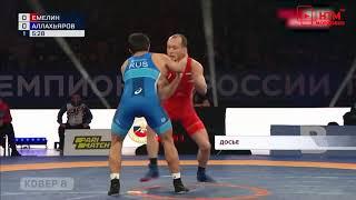 Трое борцов греко римского стиля вошли в состав сборной России