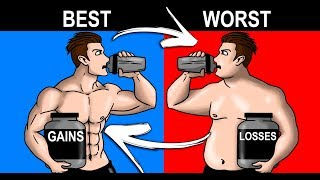 Top 10 Exercises - 9 Worst Supplements (Stop Wasting Money!)