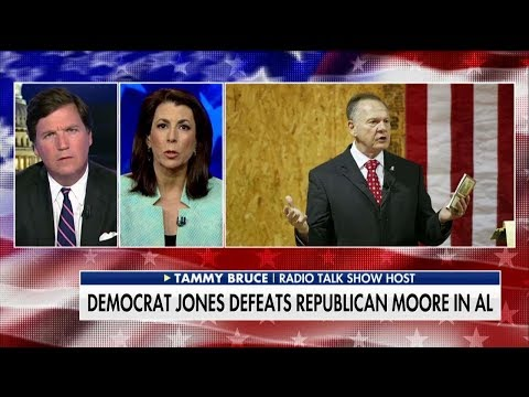 Tammy Bruce on Roy Moore Loss, Mitch Interference in AL Primary