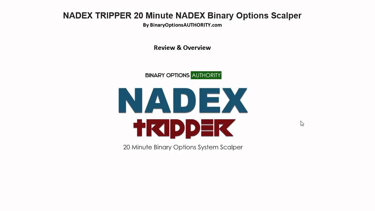 Scalping nadex binary options