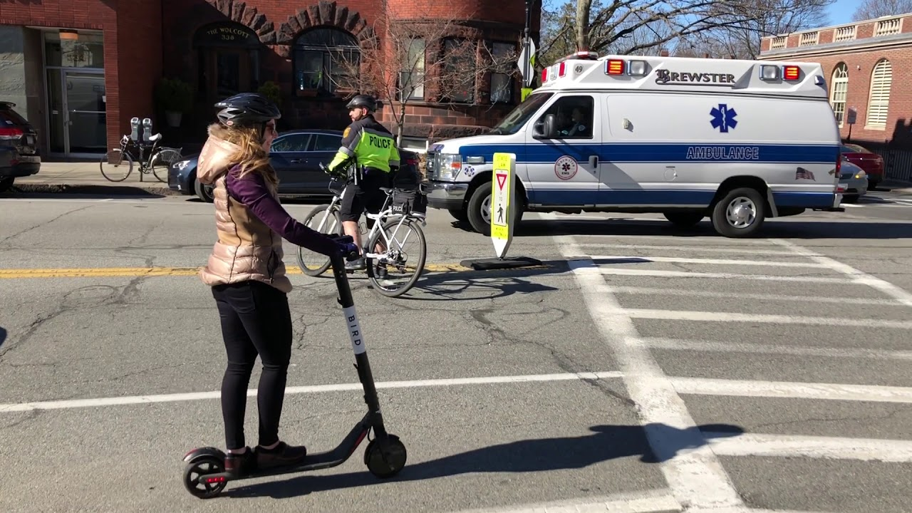 What's the future of e-scooters in Brookline? Residents can't seem
