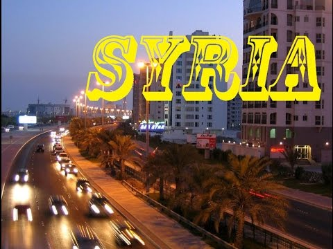 ✰As the capital of Syria, Damascus looked before the war✰Столица Сирии Дамаск до войны