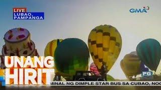 Unang Hirit: Love Ko Ang Summer sa Lubao International Balloon and Music Festival