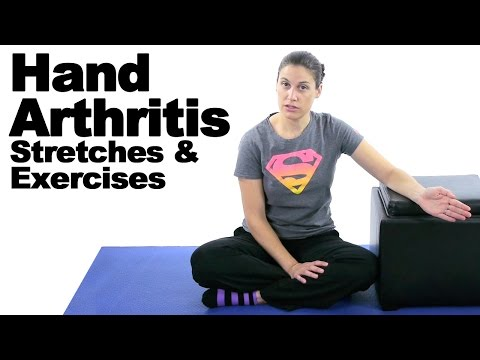 Hand Arthritis Stretches & Exercises - Ask Doctor Jo