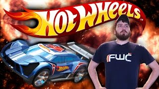 SUPER LOOP CHASE RACE - Hot Wheels Toy Chest