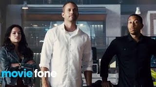 'Furious 7' | Cast Interview