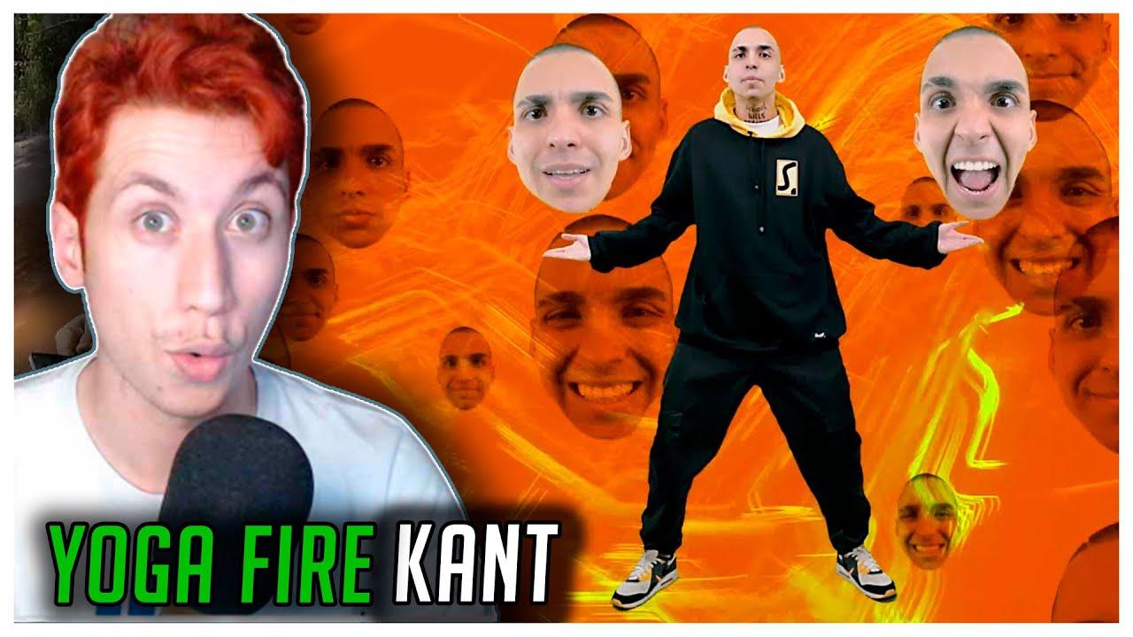 REACT Kant - Yoga Fire | Prod. Chiocki