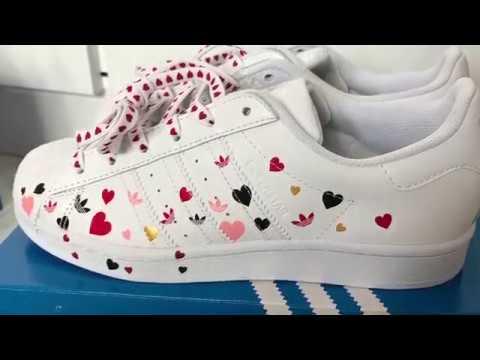 Superstar 2020 Valentine's Day adidas