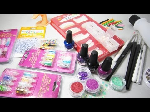 Easy nail design episode 3 basic materials youtube easy nail design episode 3 basic materials prinsesfo Choice Image