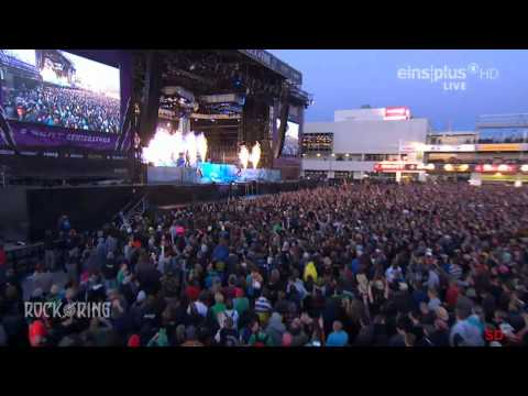 Iron Maiden - Run To The Hills - Live Rock Am Ring 2014