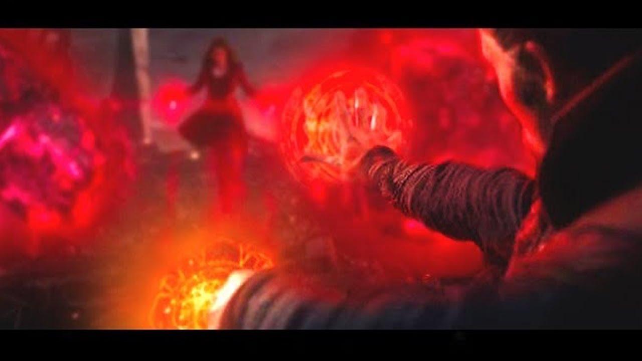 Doctor Strange 2 Opening Scene Scarlet Witch FIGHTS Strange Rumor! Multiverse of Madness Breakdown!