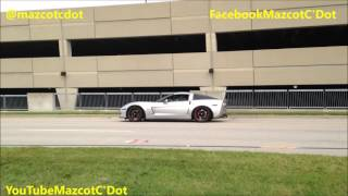 LOUD Corvette Z06 Exhaust! Monster C6 Z06 Exhaust!