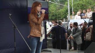 Мария Бутина за оккупацию Донбасса и Крыма